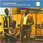 The Impressions : The Complete A & B Sides 1961 - 1968 (2CDs) (2009)