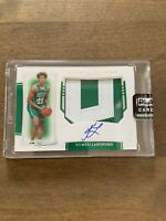 2020 PANINI NATIONAL TREASURES ROMEO LANGFORD ROOKIE PATCH AUTO RPA SP /75