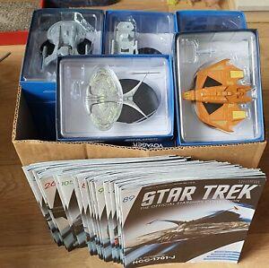 Eaglemoss Star Trek Starship Collection