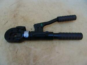 Condux Huskie Hydraulic Cable Cutter Works Great #2