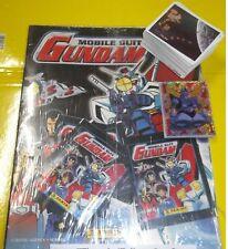 Mobil Suit Gundam  Album vuoto  + set Completo di  figurine Panini 2004