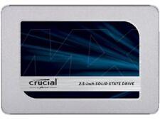 Crucial SSD CT500MX500SSD1 500GB MX500 2.5inch 7mm Retail