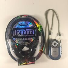 Coby CX-7 Mini Portable AM/FM Pocket Radio w/ Neck Strap New Sentry Head Phones