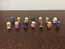 Squinkies Lot Of 14 Barbie Doll Girls Dog Perfume #26