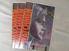 3x copies of WATCHMEN #2 VERY FINE-/NM 1986