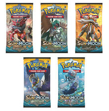 Pokemon Sun & Moon Factory Sealed Booster Pack