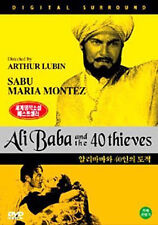Ali Baba and the Forty Thieves (1944) Arthur Lubin / DVD, NEW