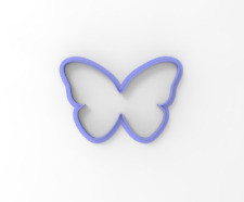 Butterfly Cookie and Fondant cutter 30180 ( cake decoration )