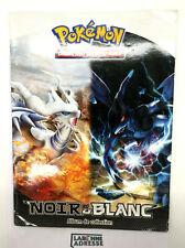 Pokémon Noir et Blanc Collectionneurs Album de collection