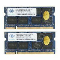 4GB 2x 2GB Kit Dell Inspiron 1420 1440 1520 1521 1525 1526 1545 1546 1720 Memory