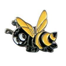 Bumble Bee Lapel Pin - BumbleBee Insect Metal Enamel Pin Badge