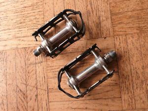 Vintage Campagnolo #1037 Nuovo Super Record Superleggeri SL Pedale pedals