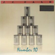 Number 10  JJ Cale Vinyl Record