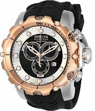 Invicta 20408 Reserve 52mm Venom Sea Dragon Gen II Swiss Chronograph Strap Watch