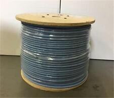 Baby Blue Cat 7A Cable 1200MHZ S/FTP LSZH 23AWG 10G Shielded 500' 150 Meters