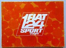 V08832 FIAT 124 SPORT COUPE 1400