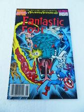 Fantastic Four  Annual 22 .   Marvel 1989 - VF  / NM