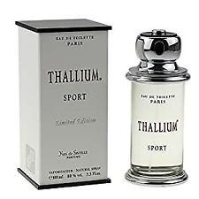 Thallium Sport by Parfums Jacques Evard Eau De Toilette Spray