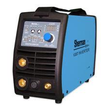 Sherman TIG DC IGBT Inverter Welder DIGITIG 206P MMA 200Amp 230 AC 50Hz