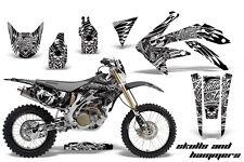 Honda CRF 450X Graphic Kit AMR Racing # Plates Decal Sticker Part 05-13 SHBW