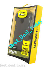 Oem Otterbox Defender Rugged Case Cover For HTC One 1 Mini Black 77-29669 AT&T