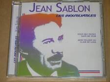 CD / JEAN SABLON / LES INOUBLIABLES / NEUF SOUS CELLO