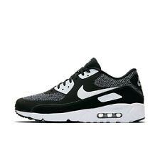 Nike Air Max 90 Ultra 2.0 Essential Mens 875695-019 Black White Shoes