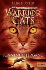 Warrior Cats - Die neue Prophezeiung. Sonnenuntergang von Erin Hunter (2017, Taschenbuch)