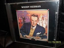 NEW SEALED TIME LIFE BIG BANDS WOODY HERMAN CD HARD TO FIND HTF BUYT IT LLOK