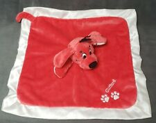 """2015 Clifford the Big Red Dog Scholastic Security Blanket Plush Douglas Toy 14"""""""