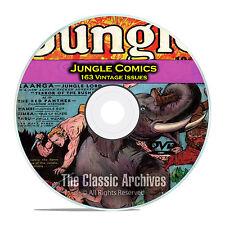 Jungle Comics, Fiction House, Full Run, 163 Issues, Golden Age Comics DVD C79