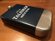 Talisker Hip Flask Scotch Whisky Whiskey Stainless Steel