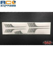 RC 4WD Surf Stripes for 1985 4Runner Sheet - Grey RC4Z-B0209