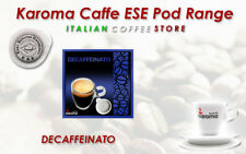 NEW!|KAROMA CAFFE' 150 ESE Coffee Pods Decaffeinated 44mm