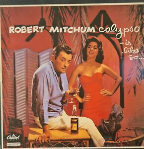 33T Robert Mitchum Calypso - is like so... - T853   - 1547791