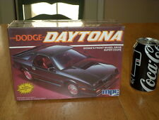 Dodge Daytona Super Coupe, Plastic Model Car Kit, Scale 1:25