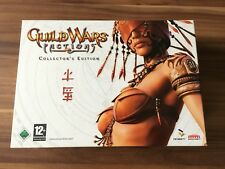 Guild Wars Factions Limited Collector's Edition MMORPG World of Warcraft WOW