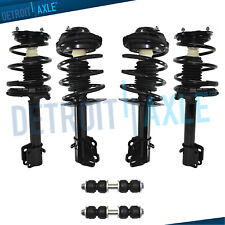 1995 1996 1997 1998 Dodge Plymouth Neon Front & Rear Struts + Front Sway Bars