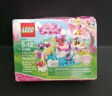 NIB! LEGO Disney Princess Whisker Haven. 70 Pieces. Ages 5-12