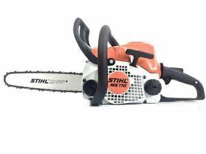 STIHL MS 170 Motorsäge 30 cm Kettensäge + Schwert, Schutz, Kette 1130 200 0299