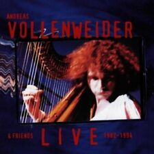Andreas Vollenweider | 2 CD | Live 1982-1994 (& Friends)
