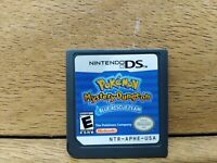 Pokemon Mystery Dungeon: Blue Rescue Team (Nintendo DS, 2006) *game only*