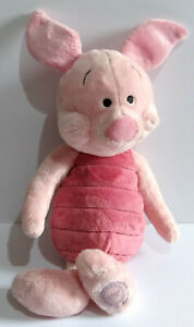 Disney Store Piglet Plush Soft Toy from Winne the Pooh
