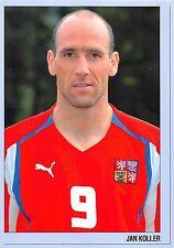 BF38424 jan koller borrusia  joueur de football football player czech republic