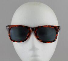 77e1c55389 Brown classic style frame Risky Business sunglasses 80s retro