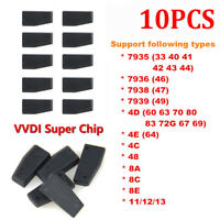 10PCS VVDI KEY TOOL + MINI SUPER CHIP TRANSPONDER XT27A01 XT27A66 XT27C75
