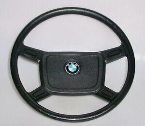 orig. BMW E21 Lenkrad / steering wheel ⌀ 380mm - auch für E3 E9 E12 E23 E24 E28
