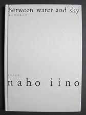 NAHO IINO BETWEEN WATER AND SKY VERRE GLASSWORK ARTIST VASE 2006 SIGNE COLETTE