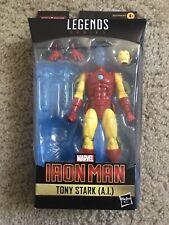 Marvel Legends IRONMAN Tony Stark (A.I.)