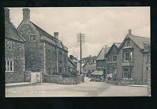 Somerset CASTLE CARY Post Office Martins Stores c1900/10s? PPC